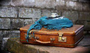 listado maleta para viajar