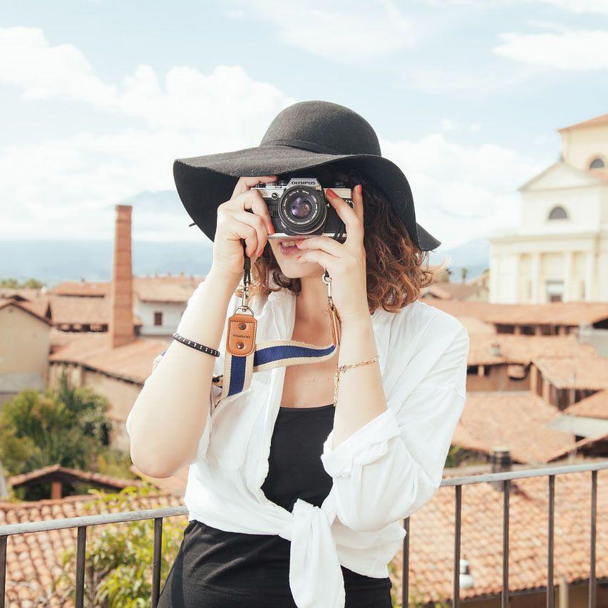 Vender fotografías de viaje por internet