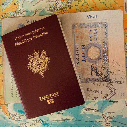 lista visados para españoles por paises