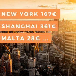 Vuelo barato new york