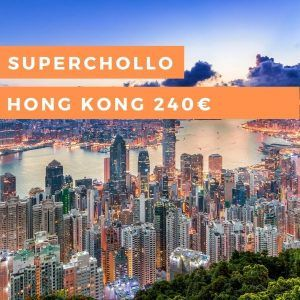 vuelo barato hong kong