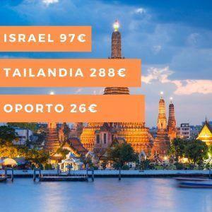 oferta vuelos tailandia