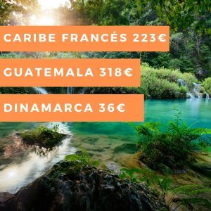 oferta vuelos guatemala