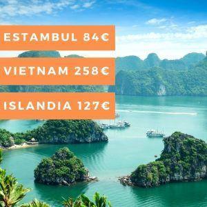 oferta vuelos vietnam