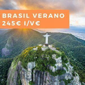 brasil verano
