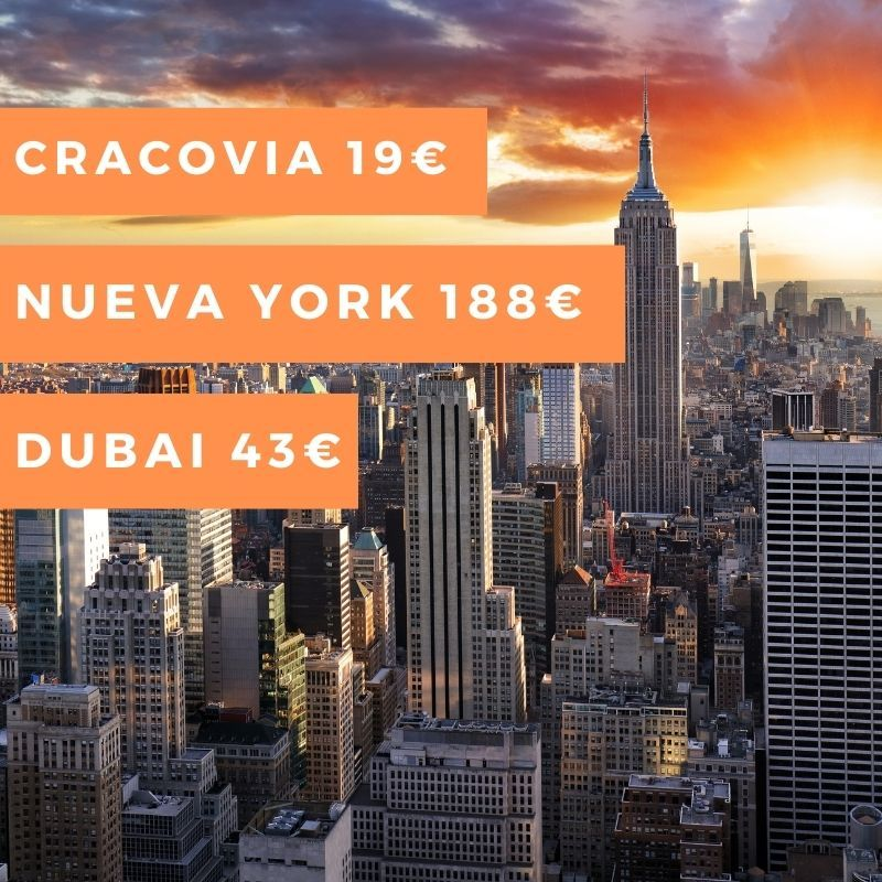 vuelo nueva york oferta